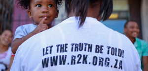 «Թույլ տվեք, որ ասվի ճշմարտությունը»: